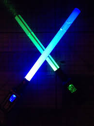 milkshake straw lightsabers 4 steps with pictures