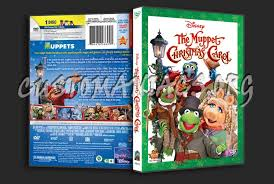 the muppet carol dvd cover dvd covers labels by