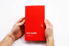 nyc guide nyc guide on behance