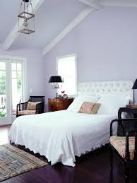 lavender bedroom ideas this spacious transitional bedroom pairs soft lavender walls with