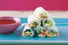 rice paper wrap rice paper rolls wizardrecipes