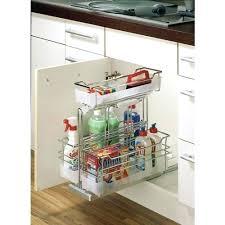 meuble cuisine coulissant cuisine placard coulissant rangement interieur meuble de cuisine