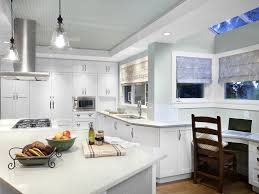 White Beadboard Ceiling by Beadboard Kitchen Ceiling Kitchen Transitional With Kitchen Island