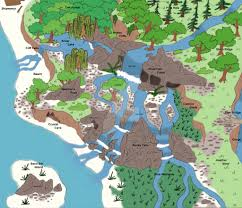 Storm Map Riverclan Map Endless Storm By Captainmorwen On Deviantart