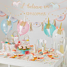 Unicorn Home Decor Unicorn Party Collection The Land Of Nod