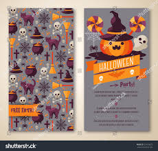 halloween party message invitation u2013 festival collections