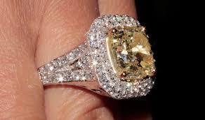 5 Carat Cushion Cut Engagement Rings Engagement Rings 4 96 Carat Egl Certified Cushion Fancy Light