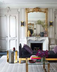 interiors a glamorous paris apartment by champeau u0026 wilde u2014 sukio