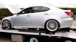 lexus isf rims strasse forged wheels silver lexus is f getting dynoed youtube