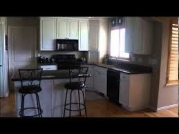 Before And After White Kitchen Cabinets Before And After Kitchen Cabinet Makeover From Knotty Alder To
