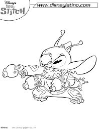 lilo u0026 stitch coloring pages printable disney coloring pages