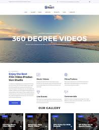 50 best video movie wordpress themes free u0026 premium freshdesignweb