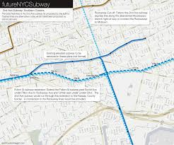 Second Avenue Subway Map by Queens Vanshnookenraggen Page 3