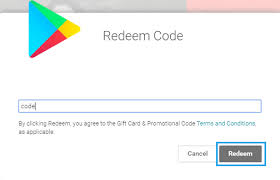 redeem play gift card how to redeem play gift cards on abdroid phone or pc