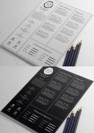 Free Professional Resumes Creative And Professional Resume Free Psd Template Psdfreebies Com