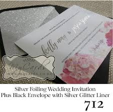 wedding invitations new zealand silver foil wedding invitation design 712 mycards akld nz