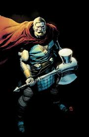 preview the unworthy thor 5 from marvel comics