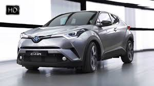 toyota hybrid 2017 toyota c hr hybrid suv exterior u0026 interior design hd video