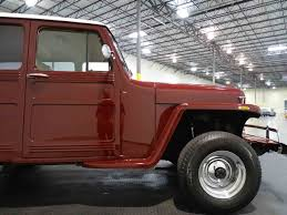 1962 willys jeep pickup 1962 willys jeep for sale classiccars com cc 974870