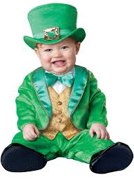 incharacter costumes baby s lil leprechaun costume