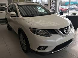 silver nissan rogue 2015 used 2015 nissan rogue sl in berwick used inventory berwick