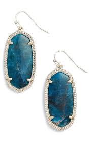 turquoise drop earrings kendra drop earrings nordstrom