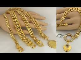 gold bracelet chain designs images Gold bracelet designs for men fashionweekly on jpg