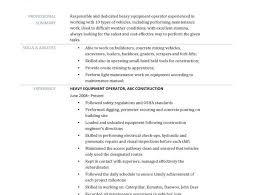 light equipment operator job description shining heavy equipment operator job description sle exquisite