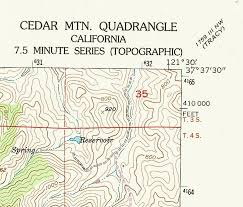 how to read topographic maps how to navigate with a topo map howtowilderness com
