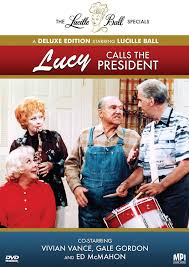 amazon com lucy calls the president lucille ball vivian vance