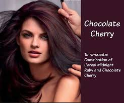 brown cherry hair color best 25 chocolate cherry hair ideas on pinterest black cherry