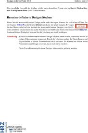 powerpoint design zuweisen microsoft powerpoint 2013 designs pdf