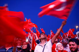 Turkey National Flag Turkey Marks The 1 Year Anniversary Of Failed Coup Attempt
