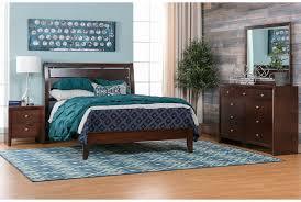 chad queen 4 piece bedroom set living spaces