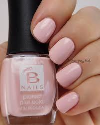barielle protect color prosina cherish and black rose nail