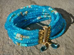 turquoise opal neon apatite opal jewelry apatite bracelet gemstone bracelet