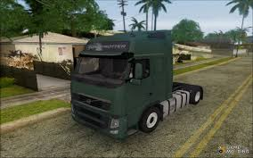 volvo 680 truck fh 420 for gta san andreas