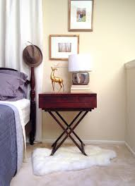 bar cart on campaign plus a tip for a good faux gold finish