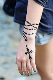 best 25 rosary tattoo on hand ideas on pinterest rosary bead