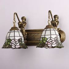 Country Sconces Antler Country Style 2 Light Restaurant Wall Sconces Lighting
