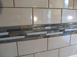glass subway tiles for kitchen backsplash glass subway tile backsplash in kitchen using subway tiles