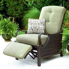 Wicker Reclining Patio Chair Luxury Reclining Patio Chairs And Rattan Recliner Chair Medium