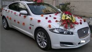 wedding car decorations wedding car decoration in gurgaon delhi ncr flower car