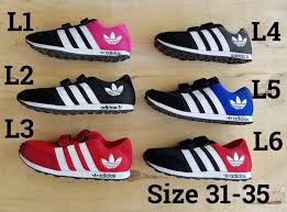 Sepatu Adidas Kets jual sepatu kets anak laki sepatu adidas anak di lapak risqi store