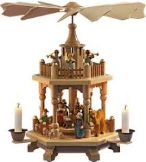 weihnacht pyramid need to switch out my candles for ones like