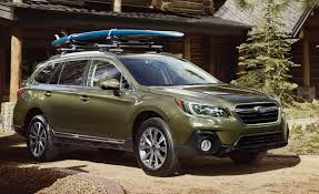 used subaru outback for sale 2018 subaru outback in depth model review car and driver