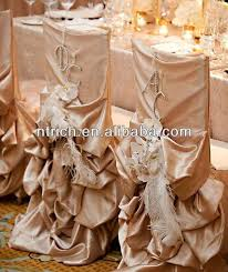 Ruffled Chair Covers Chair Covers For Weddings With Ruffles Chair Covers For Weddings