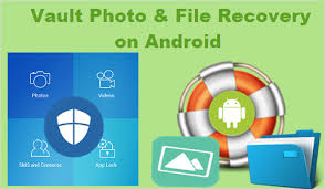 how to recover deleted files on android how to recover lost photos files from vault app on android