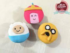 qué hora es bonitos cupcakes de hora de aventura cupcakes