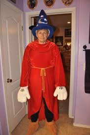 Mickey Mouse Halloween Costume Adults Disney Mickey Mouse Sorcerer Costume Men Halloween